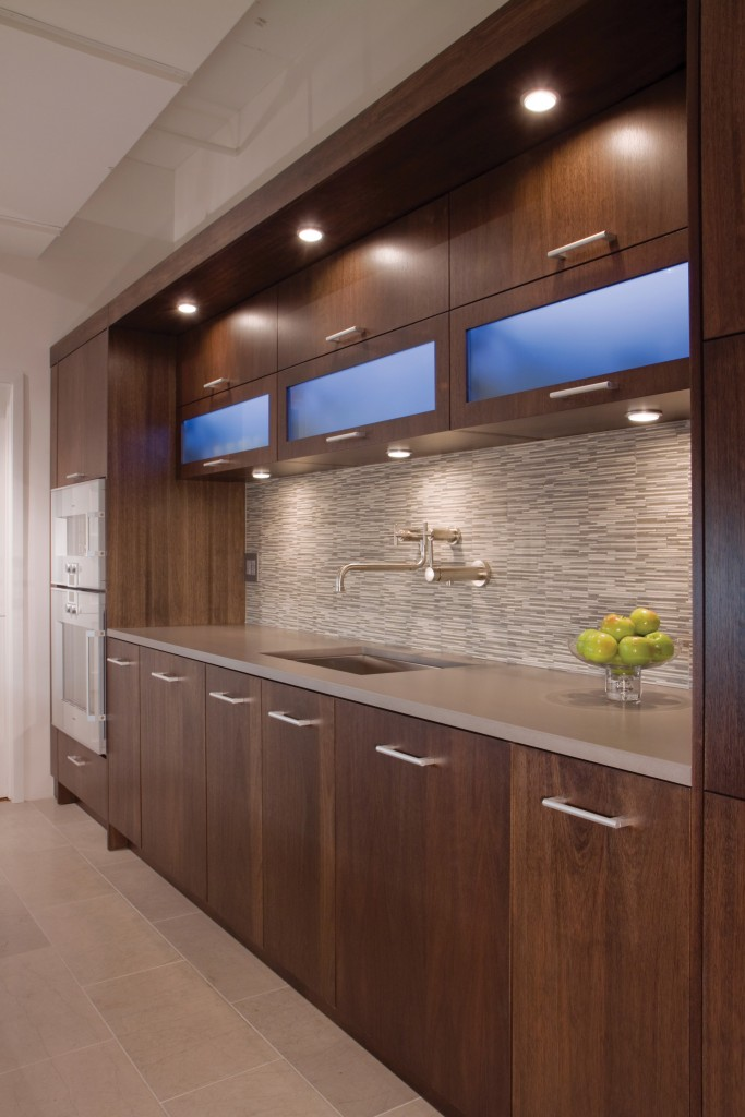 Contemporary Style Kitchens