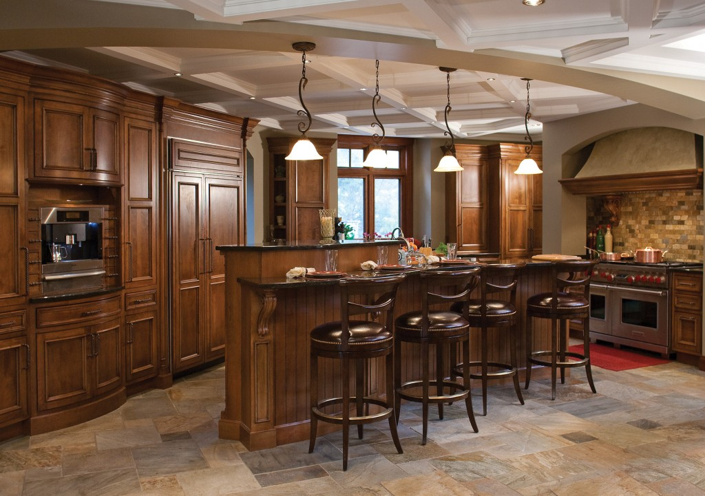 traditional kitchen cabinets - Traditional Kitchen